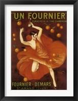 Framed Un Fornier