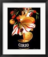 Framed Cirio
