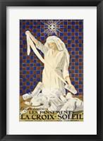 Framed La Croix - Soleil