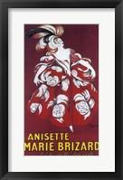 Framed Marie Brizard