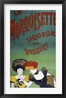 Framed Marquisette