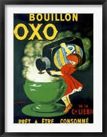 Framed Bouillon OXO