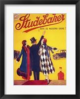 Framed Studebaker