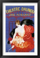 Framed Theater Daunou