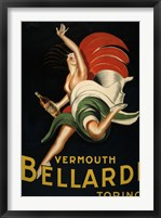 Framed Vermouth Bellardi