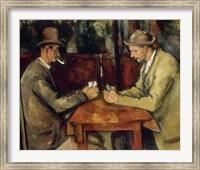 Framed Card Players
