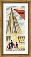 Framed Empire State