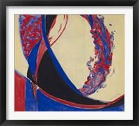 Framed Amorpha Fugue in Two Colors I
