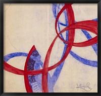 Framed Amorpha Fugue in Two Colors II