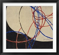 Framed Amorpha Fugue in Two Colors IV