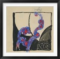 Framed Amorpha Fugue in Two Colors V