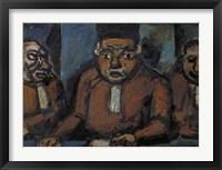 Framed Three Judges