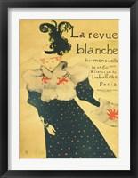Framed La Revue Blanche