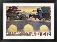 Framed Ader Auto, 1903