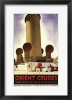Framed Orient Cruises