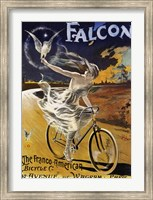 Framed Falcon Bicycle