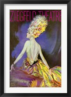 Framed Ziegfeld Theatre 001