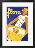 Framed Flora Soap