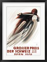 Framed Grosser Preis