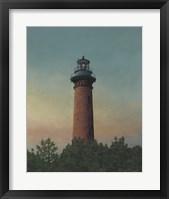 Framed Currituck Beach Lighthouse
