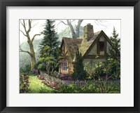 Framed Hidden Cottage
