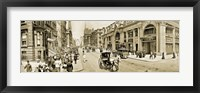 Framed Fifth Ave 1902