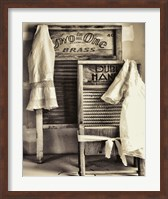 Framed Laundry