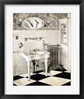 Framed Victorian Bathroom