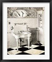 Framed Victorian Bathroom