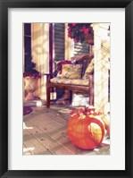New England Autumn IV Framed Print
