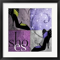 Framed Shoes I