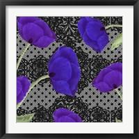 Living Lace I Framed Print