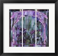 Framed Art Nouveau
