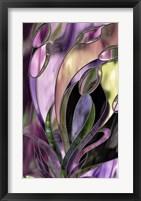 Framed Swaying Glass