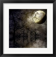 Framed Last Chance Moon
