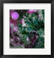 Framed Moon In Bloom