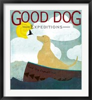 Framed Good Dog Expectations II