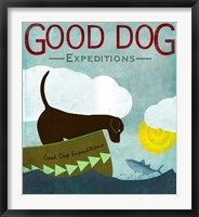 Framed Good Dog Expectations III