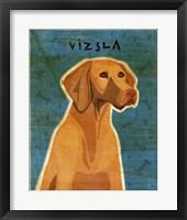 Framed Vizsla