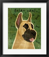 Framed Great Dane 1