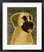 Framed Great Dane 2