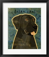 Framed Great Dane 4