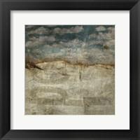 Framed Masonboro Island No. 12