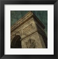 Triomphe II Framed Print