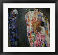 Framed Life And Death (Tod Und Leben)