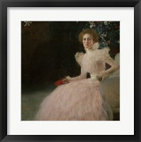Framed Mrs. Sonja Knips
