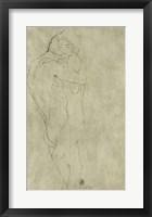 Framed Lovers, 1908