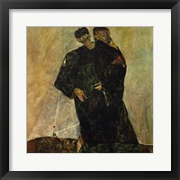 Framed Eremiten (Hermits), 1912