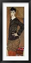 Framed Portrait Erich Lederer, 1912