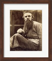 Framed William Holman Hunt (1827-1910)